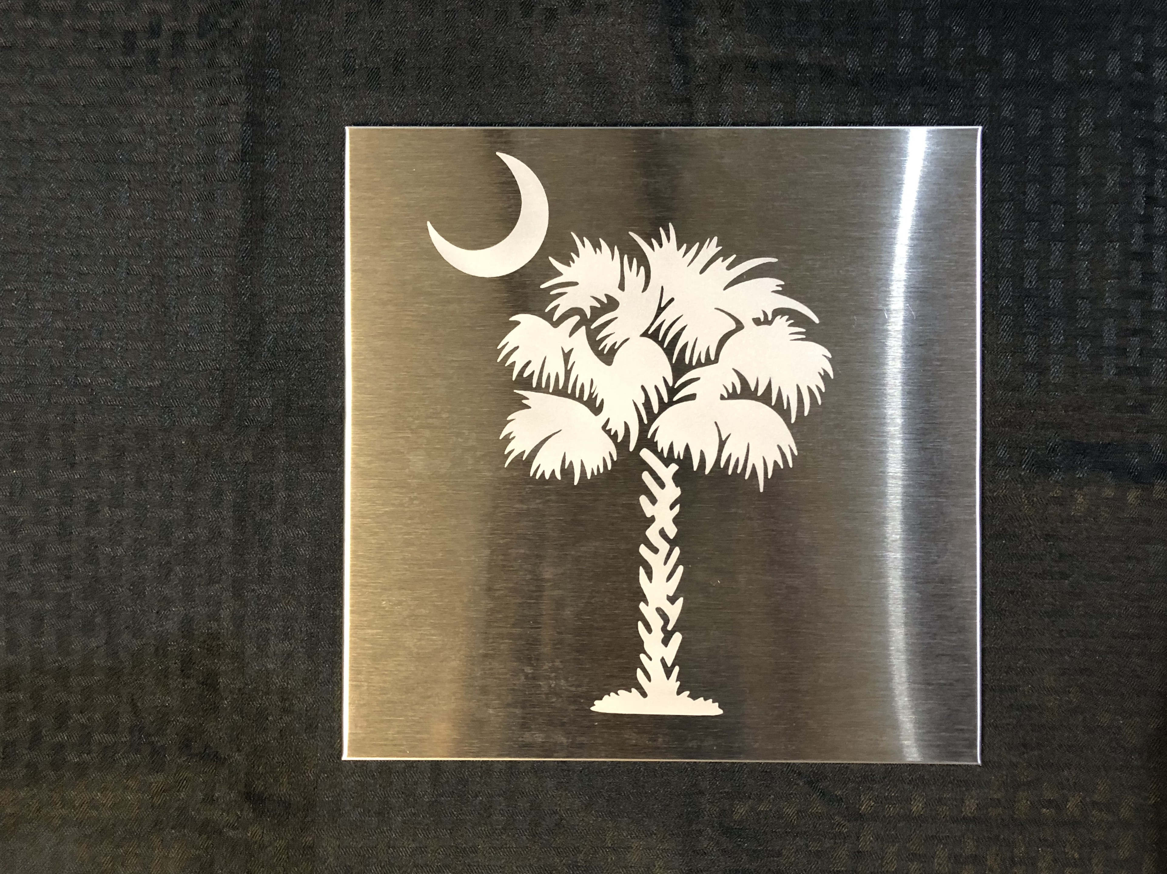 Stainless Steel Tile Art Work