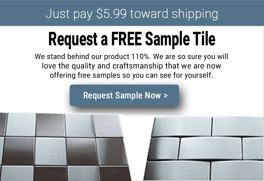 Stainless Steel Tile Inc Made In The Usa And Veteran Owned